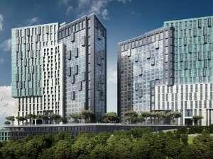 Жилой комплекс европейского уровня в Киеве
